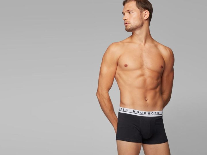 Los cinco modelos indispensables de ropa interior masculina