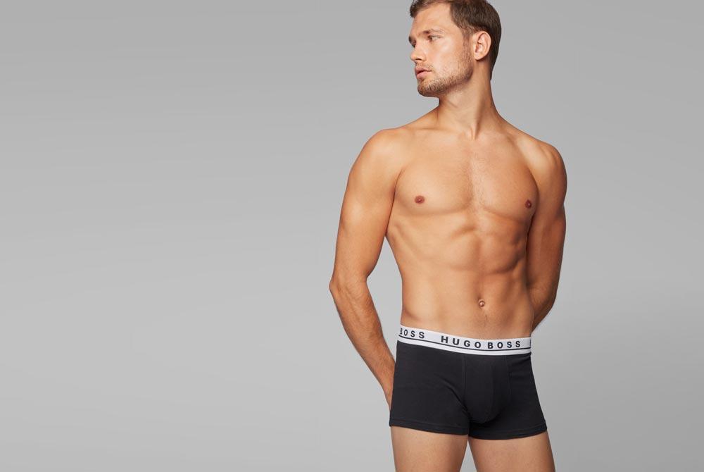 Modelos imprescindibles de ropa interior masculina
