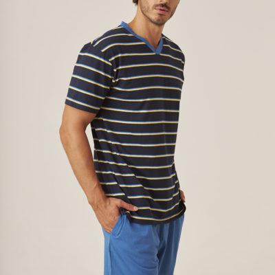 pijama-de-hombre-con-pantalon-corto-front